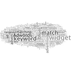 Biggest adwords newbie mistakes vector