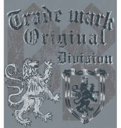 shield heraldic vector image vector image