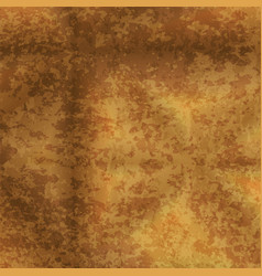 abstract gold grunge texture background vector image