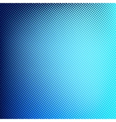 Blue abstract halftone background Creative vector