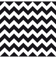 small chevron background black white vector image