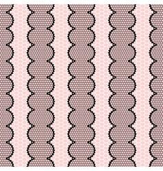 Vintage lace ornamental texture vector image vector image