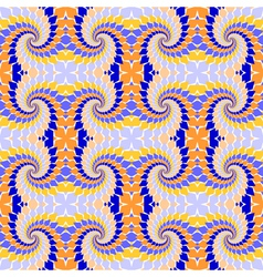 Design seamless colorful abstract pattern vector
