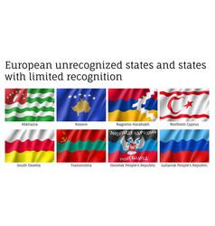 European unrecognized unlimited recognition vector