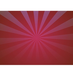 Vintage Background with Sunrise Shining vector image vector image