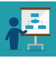 avatar training business conference isolated vector image