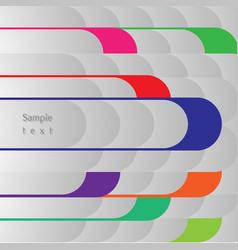 Website template design frame vector
