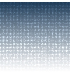 Abstract Dark Blue Technology Background vector image vector image
