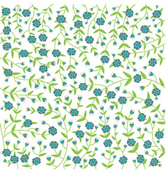 Floral pattern 003 vector