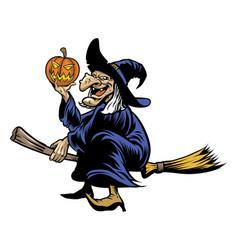 Halloween witcher vector