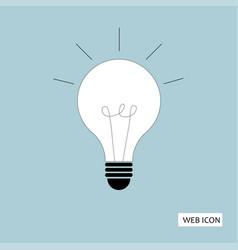 light lamp icon light lamp icon jpeg light lamp vector image