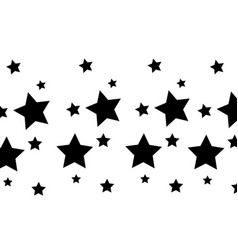 Star abstract background art vector