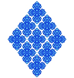 Artistic ottoman pattern series seventy six vector