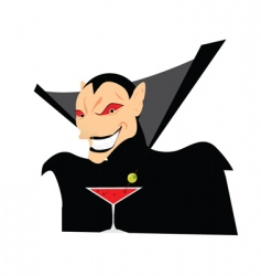Cartoon phantom vector