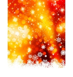 Multicolor abstract christmas background EPS 10 vector image