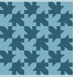 original japanese modern pattern vector image