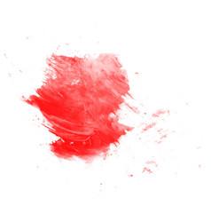 splatter water color texture vector image