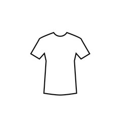 T shirt icon design template isolated vector