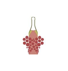 vine elements for design vector image