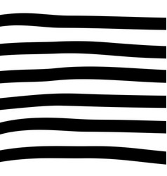 scandinavian pattern black and white abstract vector image