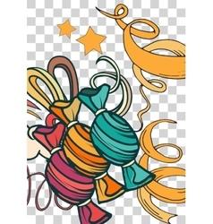 Happy birthday cards vector image vector image
