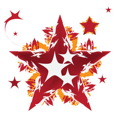 Star design vector