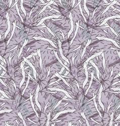 Kelp light purple hatching vector