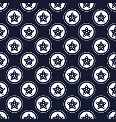 Nautical spirit pattern vector
