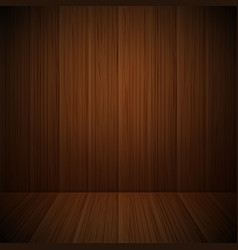 Wood interior template for a content vector