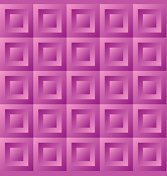 abstract background pink tiles vector image