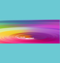 Abstract background with horizontal lines vector