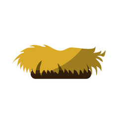 Nest icon image vector