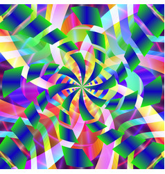 Vivid glossy background vector