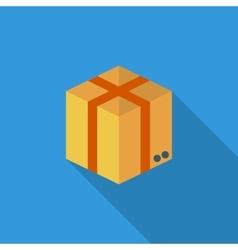 Cartoon Box vector image
