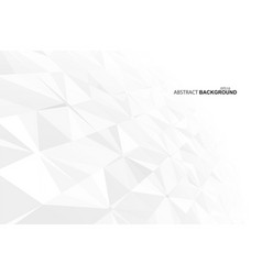 Abstract digital background with perspective vector