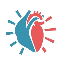 Heart icon 03 a vector