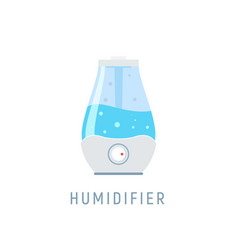 humidifier air diffuser icon purifier vector image