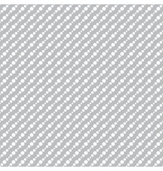 Modern seamless geometric pattern dots in line vector