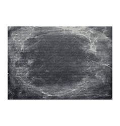 Texture on chalkboard blackboard vector