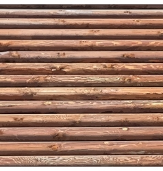 Wooden Logs Background vector