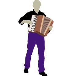 bandsman vector image vector image