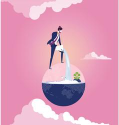 Environment concept - business concept vector