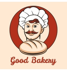 Good Bakery vector