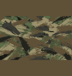 Camouflage background vector