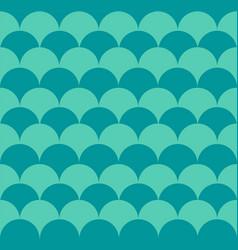 Squama fish seamless pattern marine design vector