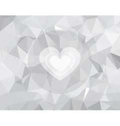 Valentines Day Background for your love themed vector image