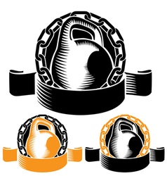strength and power vector image vector image