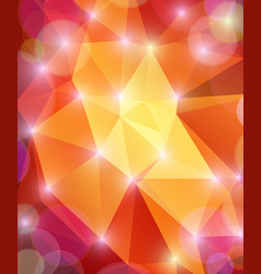 abstractness of shining multicolored background vector image