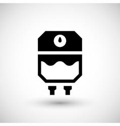 Boiler symbol icon vector