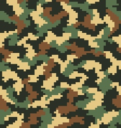 Digital camouflage 2 vector
